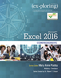 Exploring Excel 2016 cover